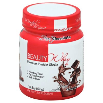 Beauty Whey® 16 oz. Premium Protein Shake in Hawt Chocolate