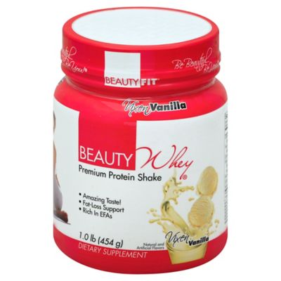 Beauty Whey® 16 oz. Premium Protein Shake in Vixen vanilla