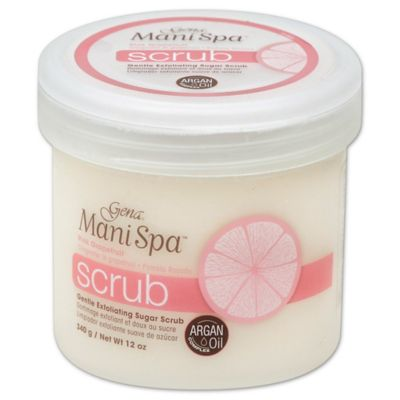 Gena® 12 oz. Mani Spa Sugar Scrub