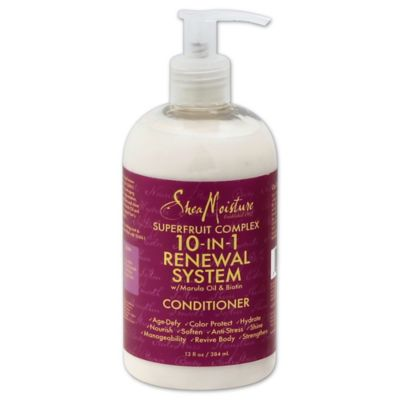 Shea Moisture 13 oz. Superfruit Complex 10-in-1 Renewal System Conditioner