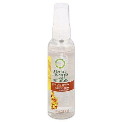 Herbal Essences 2.8 oz. Wild Naturals Dry Oil Spray