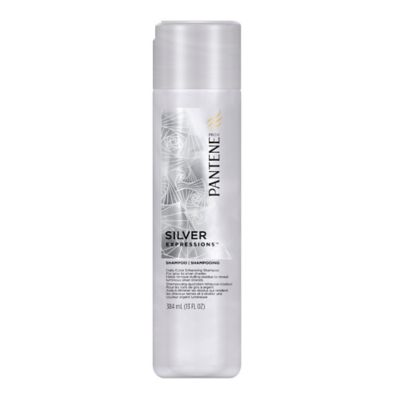 Pantene® Pro-V Silver Expressions 13 oz. Daily Color Enhancing Shampoo for Gray to Silver Shades