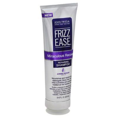 John Frieda® Frizz Ease® Miraculous Recovery® 8.45 oz. Repairing Shampoo