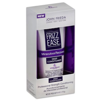 John Frieda® Frizz Ease® 6 oz. Miraculous Recovery® Deep Conditioner