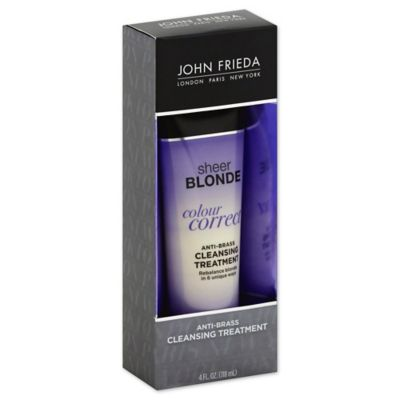 John Frieda Hair Treatments