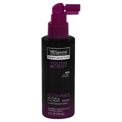 Tresemme® 4.2 oz. Youth Boost Fullness Emulsion Spray