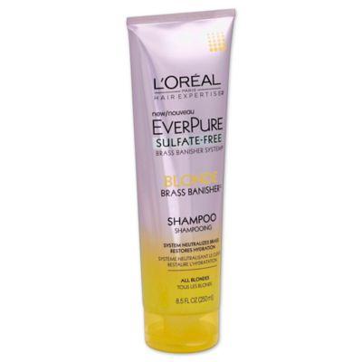Loreal® EverPure 8.5 oz. Sulfate-Free Blonde Shampoo