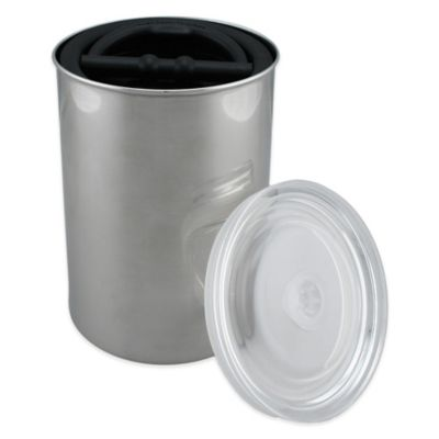 Chrome Storage Canisters