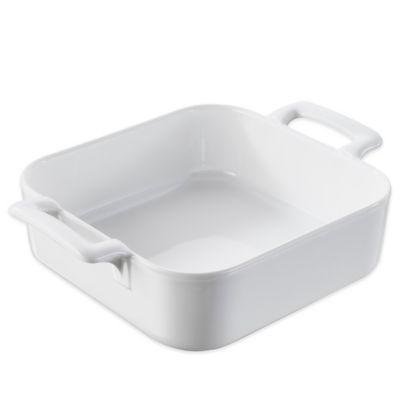 Revol® Belle Cuisine® 56.5 oz. Porcelain Deep Square Baking Dish