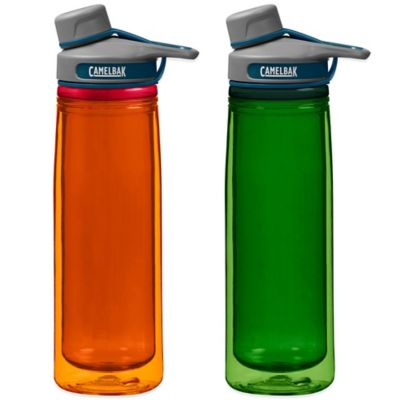 Camelbak® Chute 0.6-Liter Fire Water Bottle in Orange
