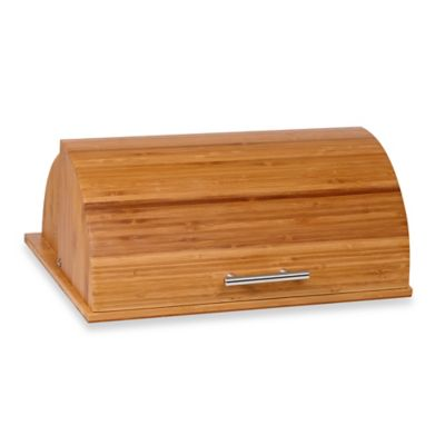 Home Basics® Bamboo Bread Box