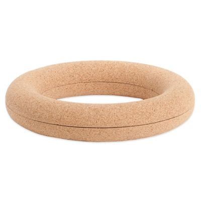 Amorim Cork 2-Piece Dupond and Dupont Trivet in Tan
