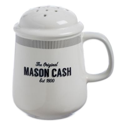 Mason Cash® Baker Lane Ceramic 10 oz. Flour/Sugar Shaker