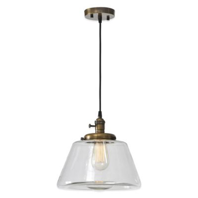 Ren-Wil Concetta Pendant in Clear