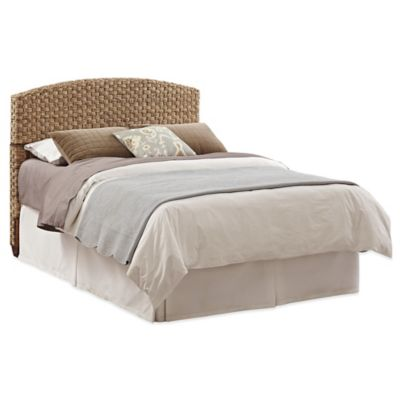 Home Styles Cabana Banana II Full/Queen Headboard in Cinnamon