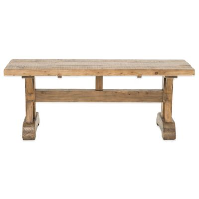 Beekman 1802 Dharma Lea Farm Table