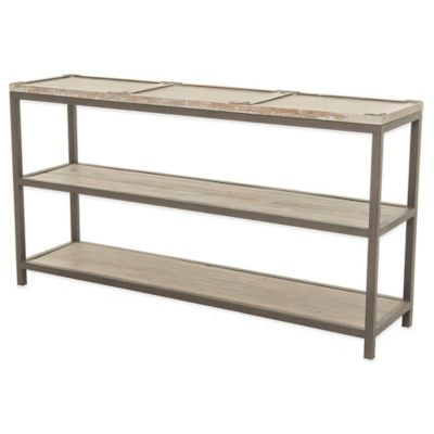 Beekman 1802 Slate Hill Console End Table