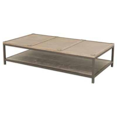 Beekman 1802 Slate Hill Coffee Table