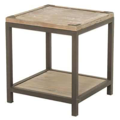 Beekman 1802 Slate Hill End Table