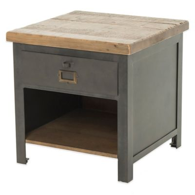 Beekman 1802 Klinkart Side Table