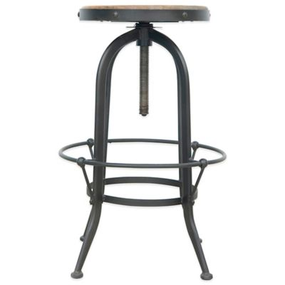 Beekman 1802 Masonic Bar Stool