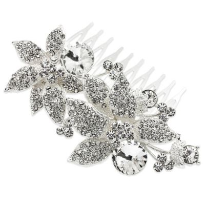 Amy O. Bridal Colette Swarovski Crystal Hair Comb