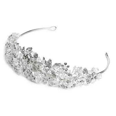 Majestic Crystal Tiara