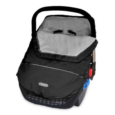 JJ Cole® Infant Sporty BundleMe® in Black
