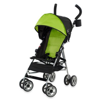 Green Umbrella Stroller