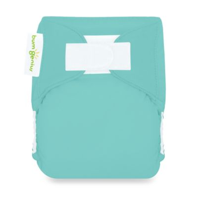 bumGenius™ All-In-One Newborn X-Small Stay Dry Cloth Diaper in Mirror