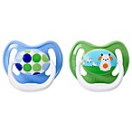 Dr. Brown's® PreVent® Stage 1/Size 0-6 Months Pacifier in Blue