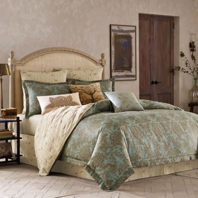 BiniChic® Foscari Full Reversible Comforter Set