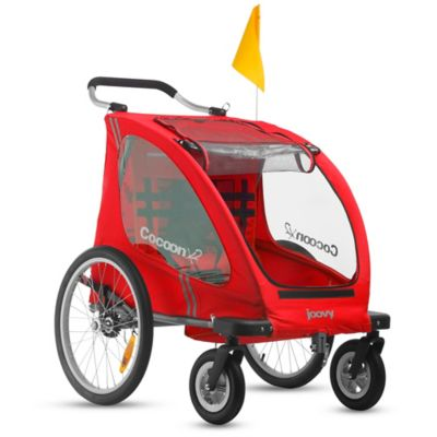 Joovy® CocoonX2 Double Stroller in Red