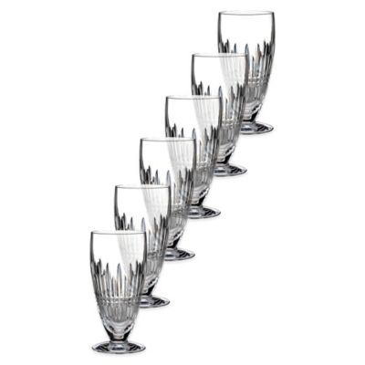 Waterford® Lismore Diamond Iced Beverage Glasses (Set of 6)