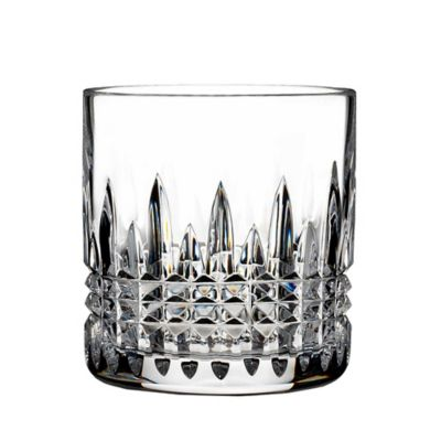 Waterford® Lismore Diamond Straight-Sided Tumblers (Set of 2)