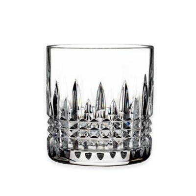 Waterford® Lismore Diamond Straight-Sided Tumblers (Set of 4)