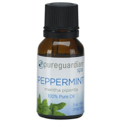 PureGuardian® 0.5 oz. Pure Peppermint Spa Oil