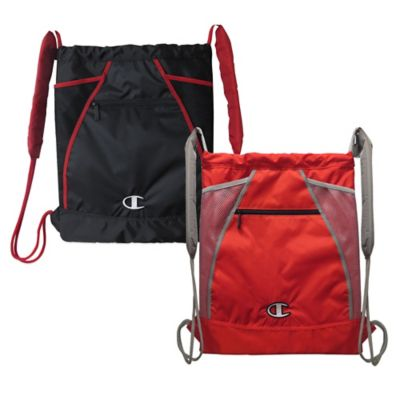 Champion® Trigger 19-Inch Sack Pack in Black/Red