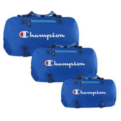 Champion® Savy 22-Inch Duffle Bag in Orange/Grey