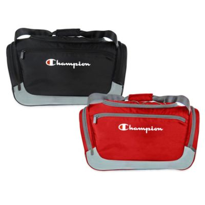 Champion® Boost 22-Inch Duffle Bag in Black/Grey
