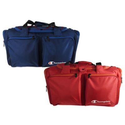 Champion® Mindset 22-Inch Duffle Bag in Blue