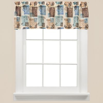 Faith Window Valance