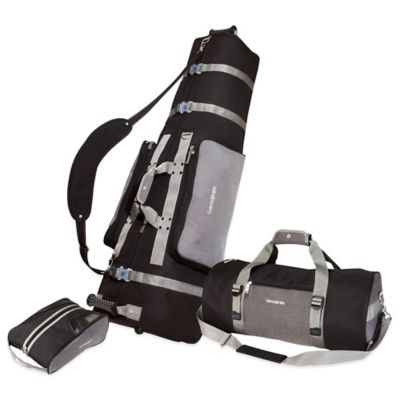 Golf Bag and Shoe Organizer
