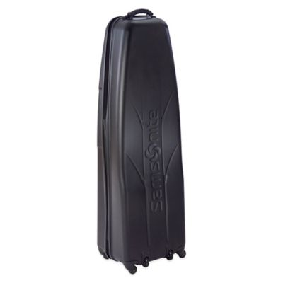 Samsonite® Hard Molded Golf Travel Cover in Black