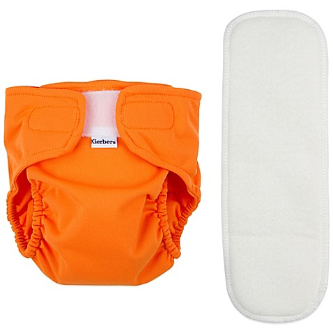 gerber cloth diapers how to use