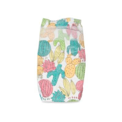Honest 25-Pack Size 5 Diapers in Desert Flowers Pattern