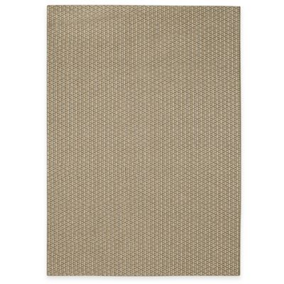 Mohawk Home Basic Tufted 5-Foot x 7-Foot Rug in Beige