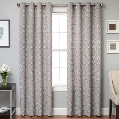 Buy 108 Curtain Grommet Panels From Bed Bath Amp Beyond