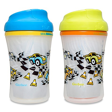 Nuk insulated sippy cups
