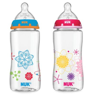 NUK Bottle Feeding